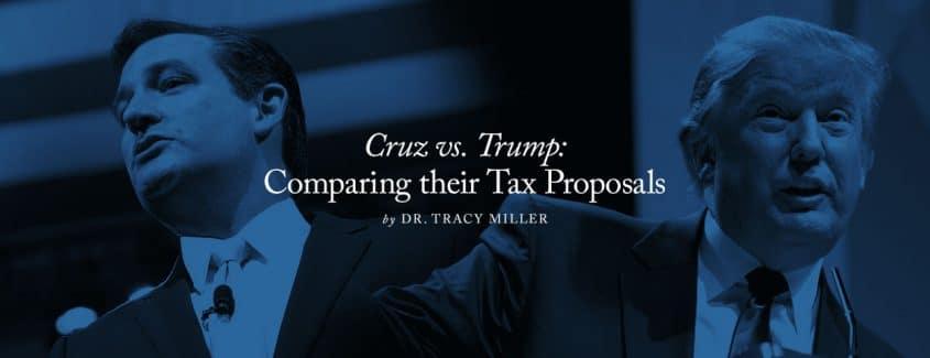 , Cruz vs. Trump: Comparing their Tax Proposals