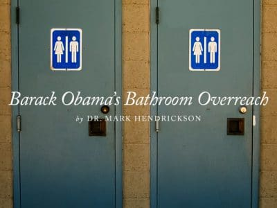 Barack Obama's Bathroom Overreach