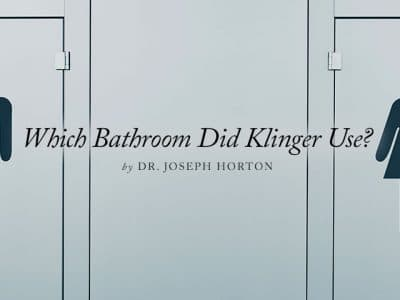 Which Bathroom Did Klinger Use?