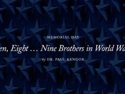 Seven, Eight … Nine Brothers in World War II