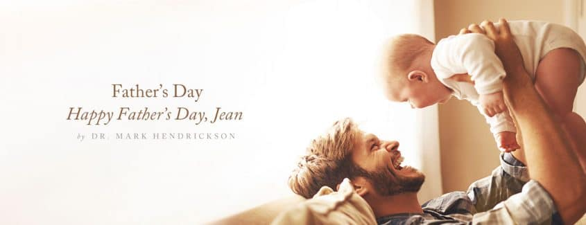 , Happy Father's Day, Jean