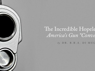 "The Incredible Hopelessness of America's Gun ""Conversation"""