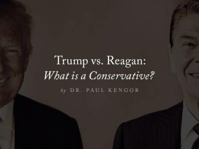 Trump vs. Reagan: What is a Conservative?