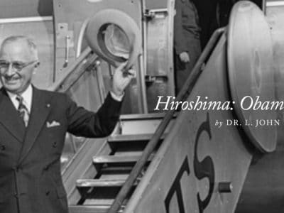 Hiroshima: Obama vs. Truman