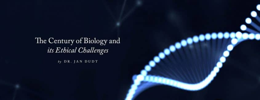 , V&V Q&A — The Century of Biology and its Ethical Challenges