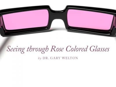 Seeing through Rose Colored Glasses