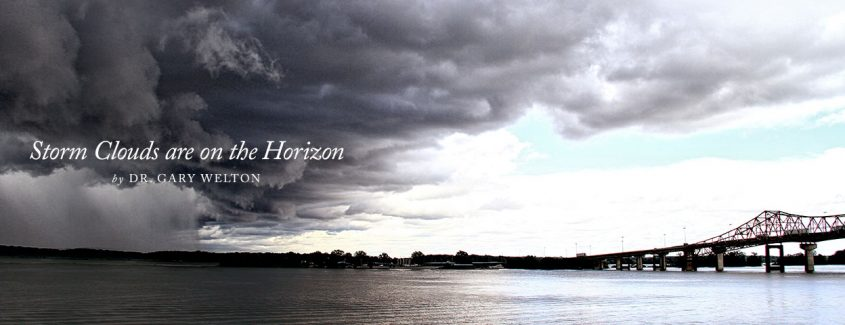 , Storm Clouds are on the Horizon