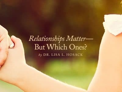 Relationships Matter — But Which Ones?