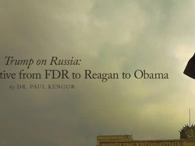 Trump on Russia: Historical Perspective from FDR to Reagan to Obama