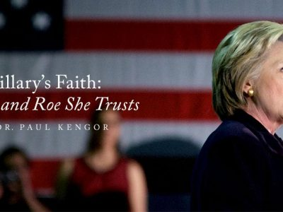 Hillary's Faith: In God and Roe She Trusts