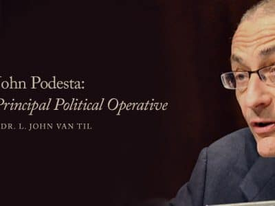 John Podesta: The Clintons' Principal Political Operative