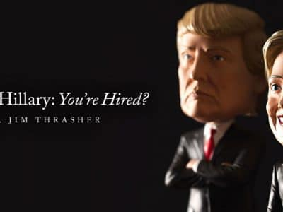 Donald or Hillary: You're Hired?
