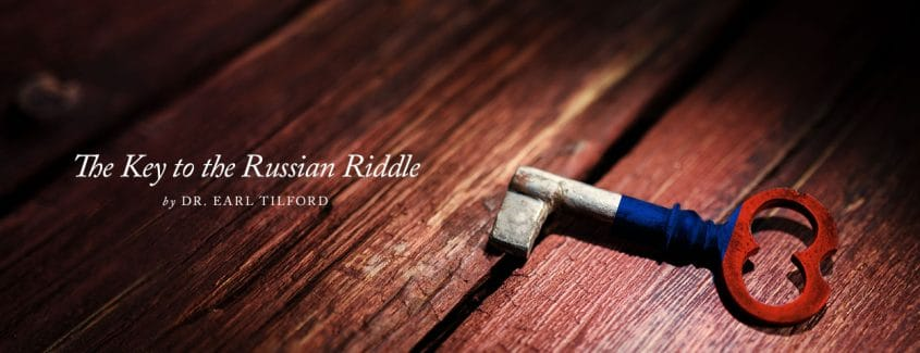 , The Key to the Russian Riddle