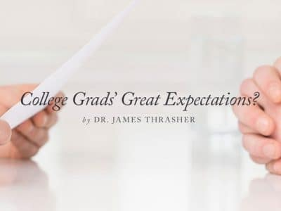 College Grads' Great Expectations?