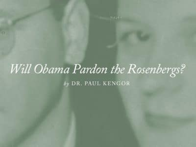 Will Obama Pardon the Rosenbergs?