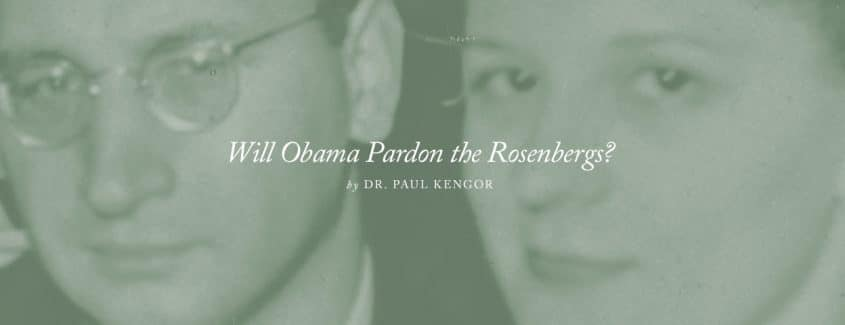, Will Obama Pardon the Rosenbergs?