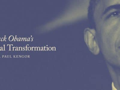 Barack Obama's Fundamental Transformation