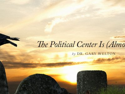 The Political Center Is (Almost) Dead