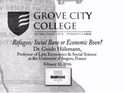 VIDEO — Refugees: Social Bane or Economic Boom?