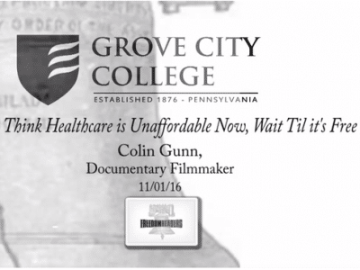 VIDEO — If You Think Healthcare is Unaffordable Now … Wait Until it's Free