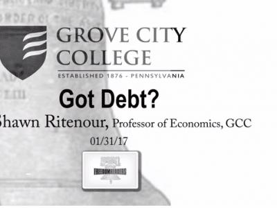 VIDEO — Got Debt?