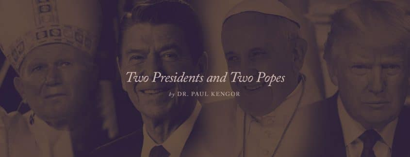 , Two Presidents and Two Popes