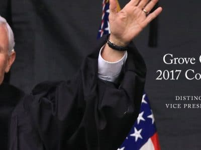 , 2015 – Grove City College – 135th Commencement