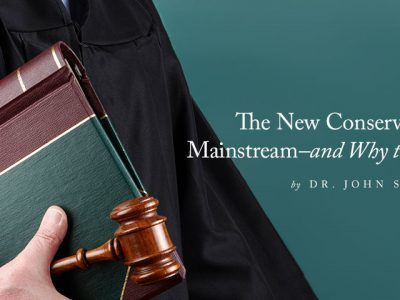 The New Conservative Legal Mainstream—and Why the Left is Worried