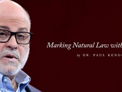 Marking Natural Law with Mark Levin