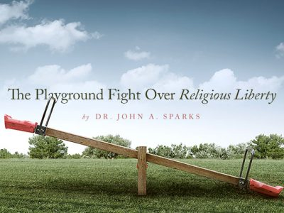 The Playground Fight Over Religious Liberty: Trinity Lutheran Church v. Comer