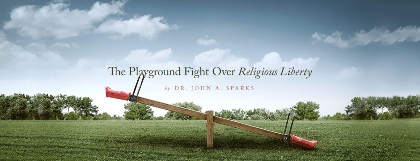 , The Playground Fight Over Religious Liberty: Trinity Lutheran Church v. Comer