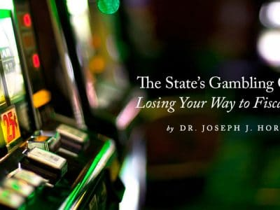 The State's Gambling Gambit: Losing Your Way to Fiscal Health