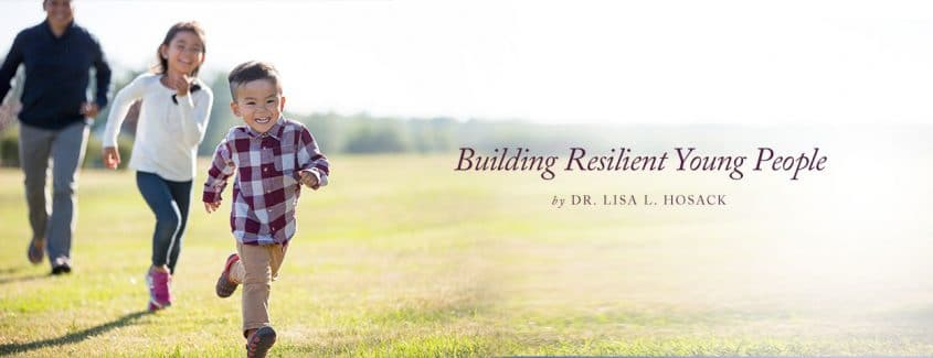 , Building Resilient Young People