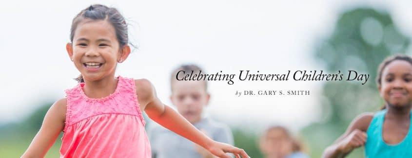 , Celebrating Universal Children's Day