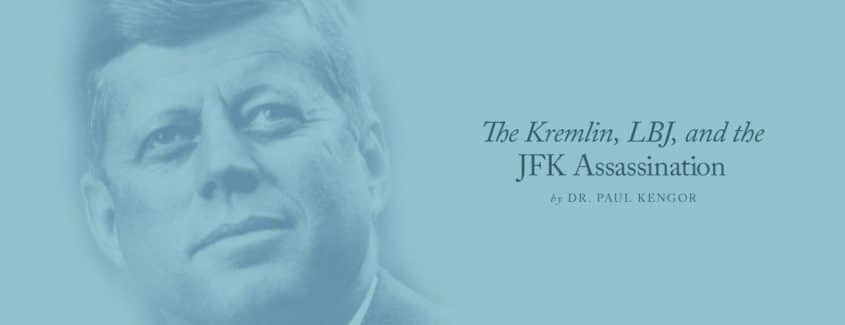 , The Kremlin, LBJ, and the JFK Assassination