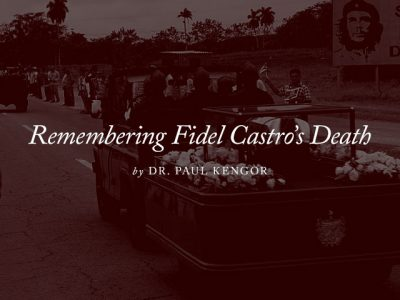 Remembering Fidel Castro's Death