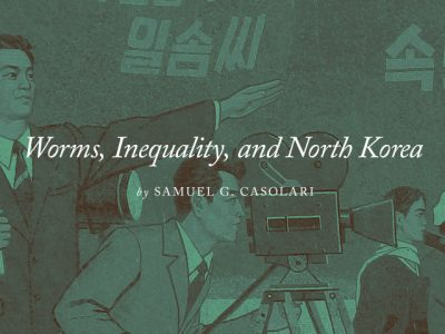 Worms, Inequality, and North Korea