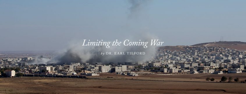 , Limiting the Coming War