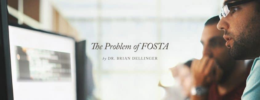 , The Problem of FOSTA