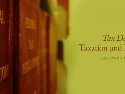 Tax Day 2018: Taxation and Representation