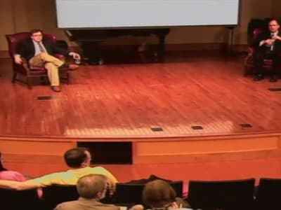 "2018 — Annual Conference — Video — ""Changes from the War: America's Educational System and Christian Political Thinking"""
