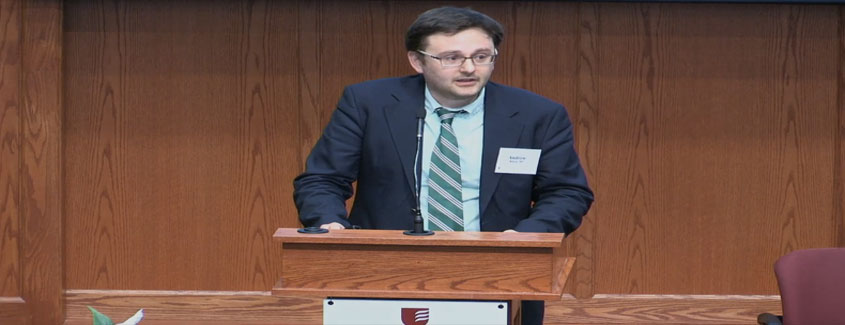", 2018 — Annual Conference — Video — ""The First World War and the Protestant Communities of Germany: Between Christian Faith and the 'Idolatry of Nationalism'"""