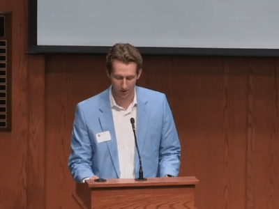 ", 2018 — Annual Conference — Video — ""Globalization and Demolishing an Objective Moral Order"""