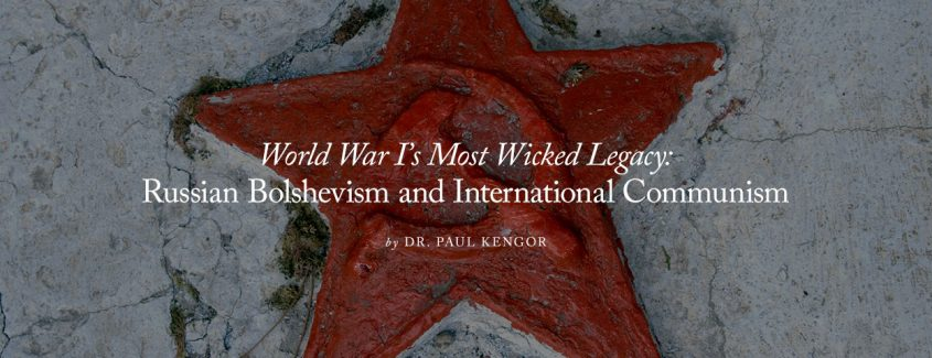 ", 2018 — Annual Conference — Video — ""World War I's Most Wicked Legacy: Russian Bolshevism and International Communism"""