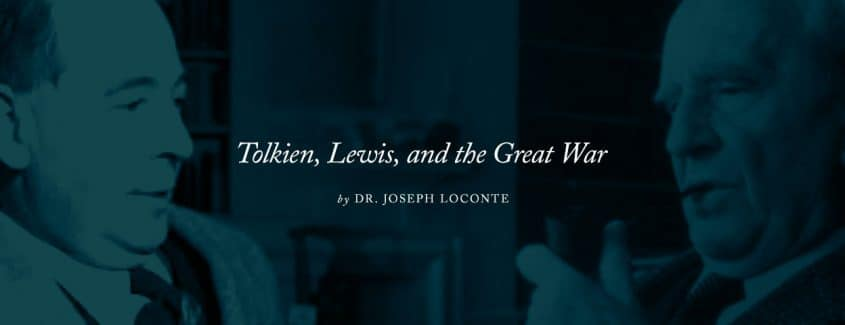 ", 2018 — Annual Conference — Video — ""Tolkien, Lewis, and the Great War"""