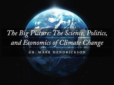 V&V Q&A: The Big Picture: The Science, Politics, and Economics of Climate Change