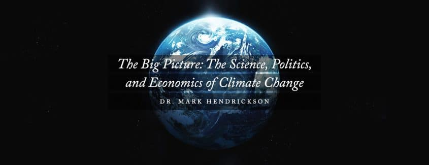 , V&V Q&A: The Big Picture: The Science, Politics, and Economics of Climate Change