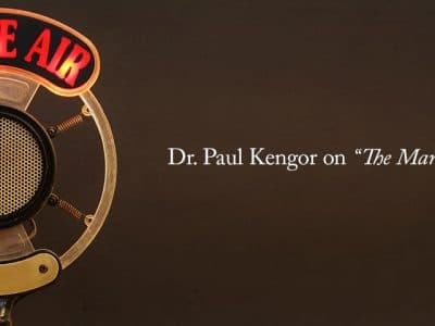 "Dr. Paul Kengor on ""The Mark Levin Show"""