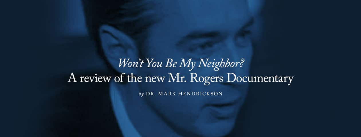 Won T You Be My Neighbor A Review Of The New Mr Rogers Documentary