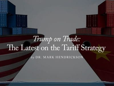 Trump on Trade: The Latest on the Tariff Strategy